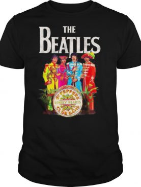 The beatles sgt pepper's club band 50 anos lonely hearts shirt