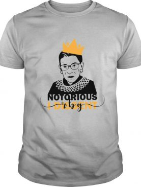 Awesome Notorious RBG I Dissent shirt