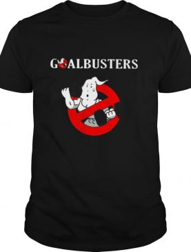 weightlifting ghost goalbusters shirt