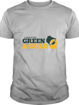 Land Of The Green And Gold shirt