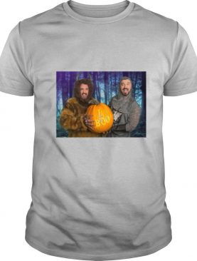Marc And Fausto Wedding Monsters Pumpkin Halloween shirt