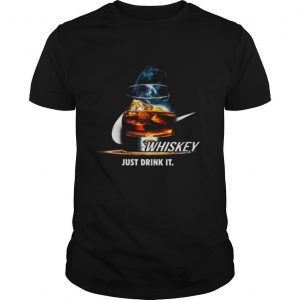 Nike Whiskey Just Drink It shirt