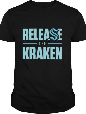 Release The Kraken Seattle Kraken shirt