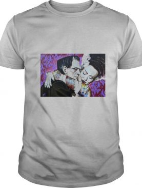 Undying Love By Mike Bell For Lowbrow Art Company shirt