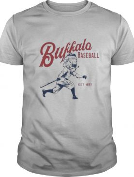 Vintage buffalo baseball shirt