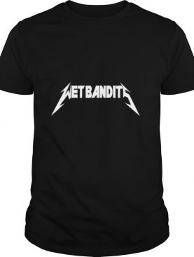 The Wet Bandits band shirt
