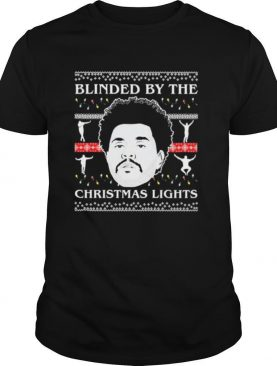 Tcombo Blinded By The Christmas Lights shirt